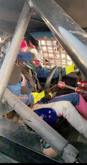 Cedar Rapids driver going for national trifecta