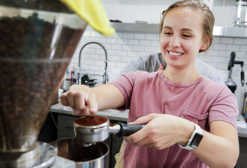 Press Coffee moves from Coralville to Iowa City