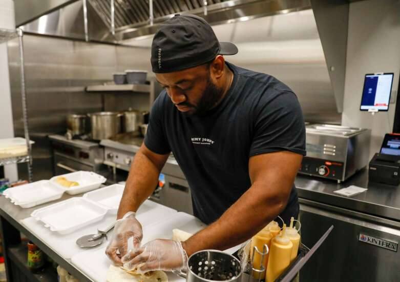 Birria Tacos startup opens in Cedar Rapids 'cloud kitchen' space
